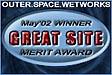 Outer Space Wetworks Award