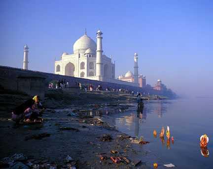 The Varied Moods Of The Taj Mahal Explore The Taj Mahal
