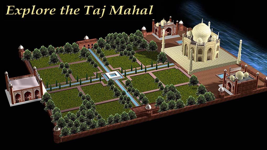 Taj Mahal Map Explore Taj Mahal Taj Mahal Map